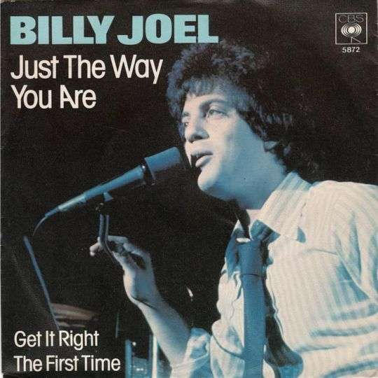 Coverafbeelding Just The Way You Are - Billy Joel
