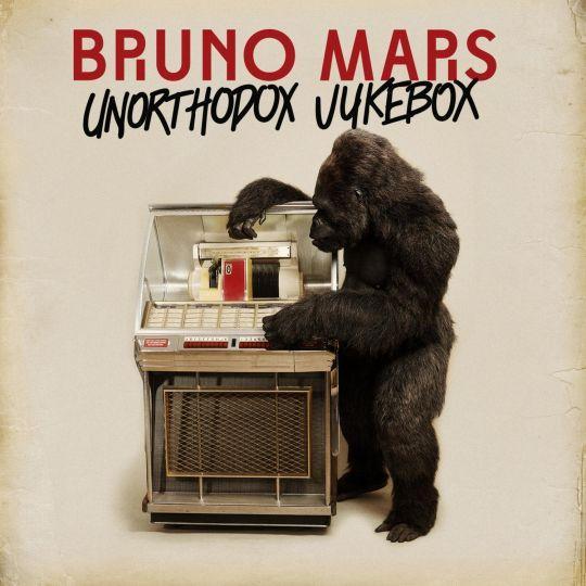 Coverafbeelding Gorilla - Bruno Mars