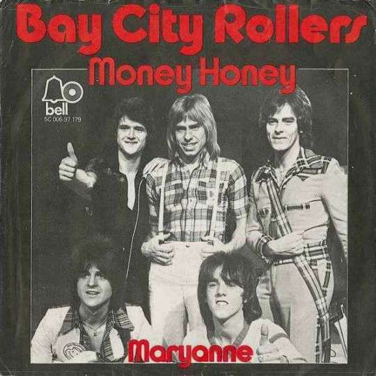 Coverafbeelding Money Honey - Bay City Rollers