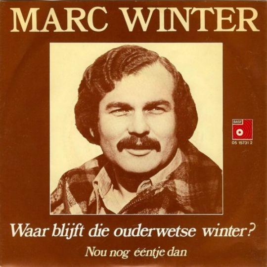 Coverafbeelding Waar Blijft Die Ouderwetse Winter? - Marc Winter