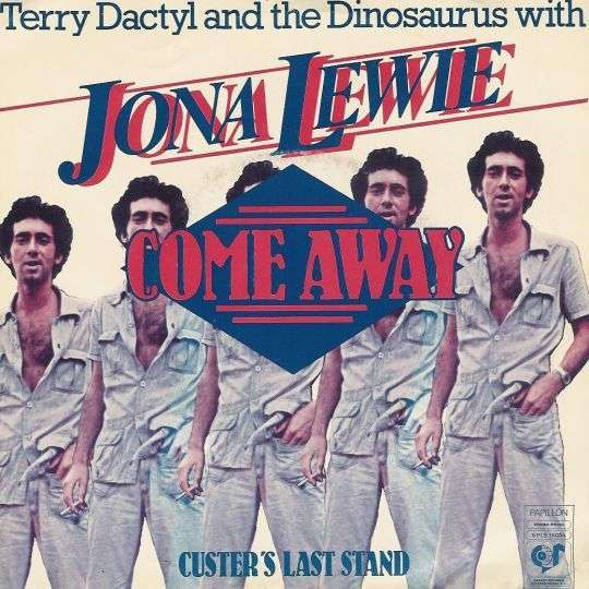 Coverafbeelding Terry Dactyl and The Dinosaurus with Jona Lewie - Come Away