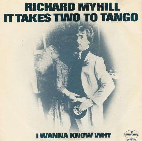 Coverafbeelding Richard Myhill - It Takes Two To Tango