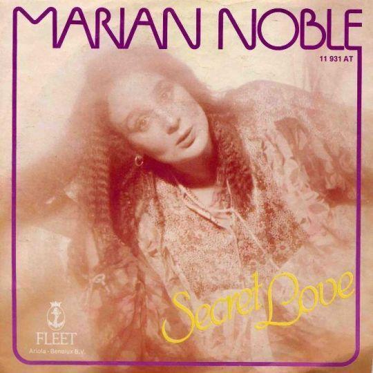 Coverafbeelding Secret Love - Marian Noble