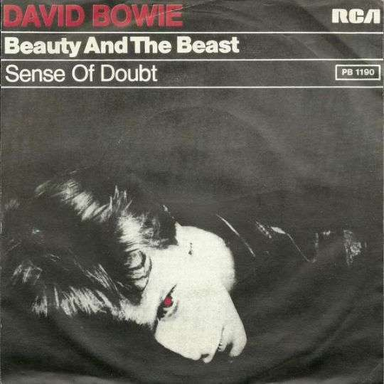 Coverafbeelding Beauty And The Beast - David Bowie