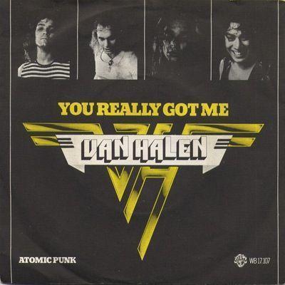 Coverafbeelding You Really Got Me - Van Halen