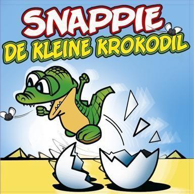 Coverafbeelding Snappie - De Kleine Krokodil