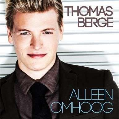 Coverafbeelding Alleen Omhoog - Thomas Berge
