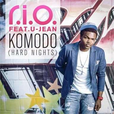 Coverafbeelding Komodo (Hard Nights) - R.i.o. Feat. U-Jean