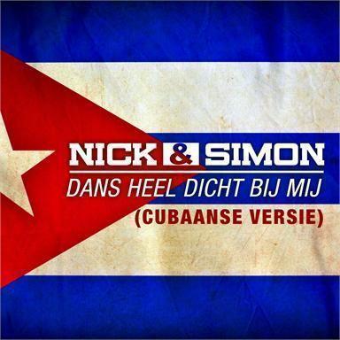Coverafbeelding Dans Heel Dicht Bij Mij - Nick & Simon