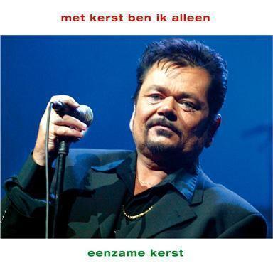 Coverafbeelding Met Kerst Ben Ik Alleen [2004 Versie] - Andr� Hazes