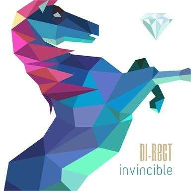Coverafbeelding Invincible - Di-rect