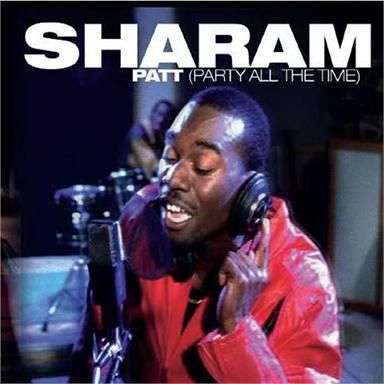 Coverafbeelding Patt (Party All The Time) - Sharam