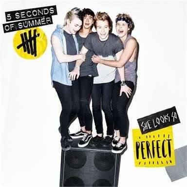 Coverafbeelding She Looks So Perfect - 5 Seconds Of Summer