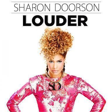 Coverafbeelding Louder - Sharon Doorson
