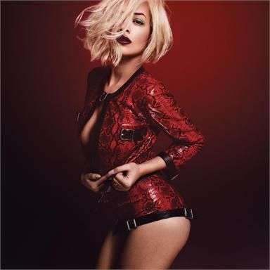 Coverafbeelding Rita Ora - I will never let you down