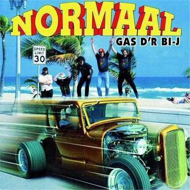 Coverafbeelding Gas D'r Bi-J - Normaal