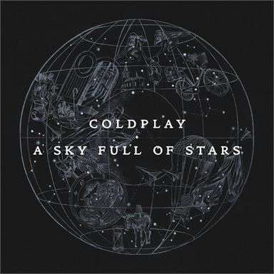 Coverafbeelding Coldplay - A sky full of stars