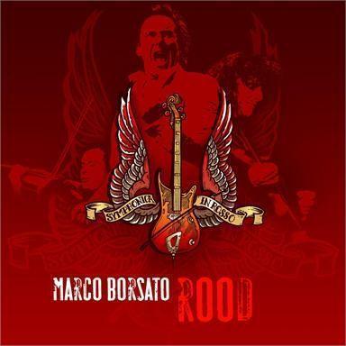Coverafbeelding Rood - Marco Borsato
