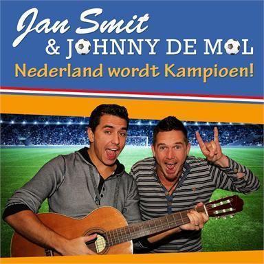 Coverafbeelding Nederland Wordt Kampioen! - Jan Smit & Johnny De Mol