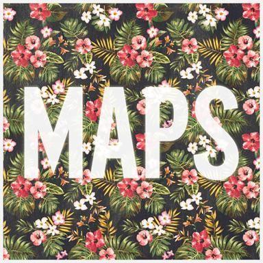 Coverafbeelding Maps - Maroon 5