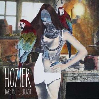 Coverafbeelding Take Me To Church - Hozier