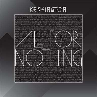 Coverafbeelding Kensington - All for nothing