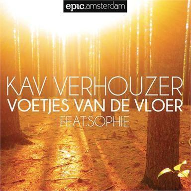 Coverafbeelding Voetjes Van De Vloer - Kav Verhouzer Feat. Sophie
