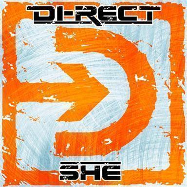 Coverafbeelding She - Di-rect