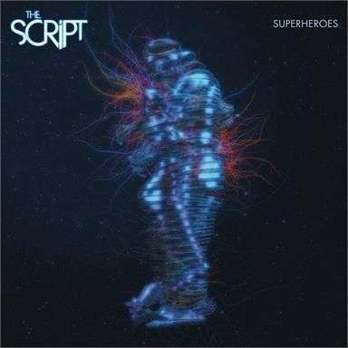Coverafbeelding Superheroes - The Script