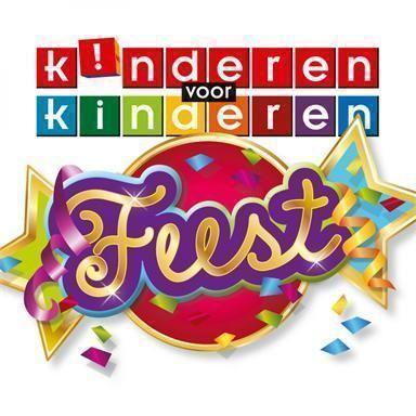 Coverafbeelding Feest - K!nderen Voor Kinderen