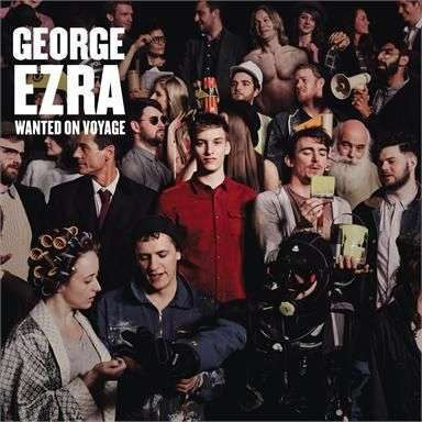 Coverafbeelding Blame It On Me - George Ezra