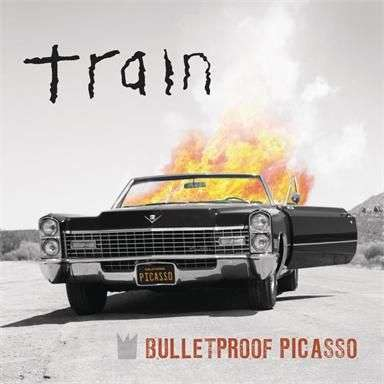 Coverafbeelding Bulletproof Picasso - Train