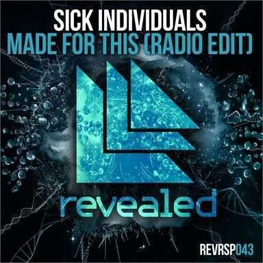 Coverafbeelding Made For This - Sick Individuals