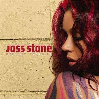 Coverafbeelding Tell Me 'bout It - Joss Stone