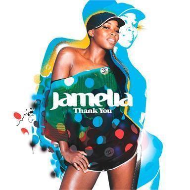 Coverafbeelding Jamelia - Thank You