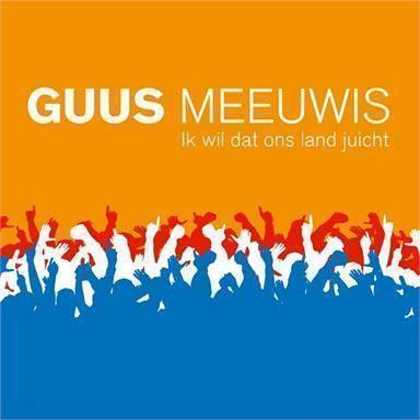 Coverafbeelding Ik Wil Dat Ons Land Juicht - Guus Meeuwis