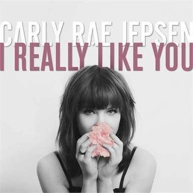 Coverafbeelding Carly Rae Jepsen - I really like you