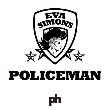 Coverafbeelding Policeman - Eva Simons