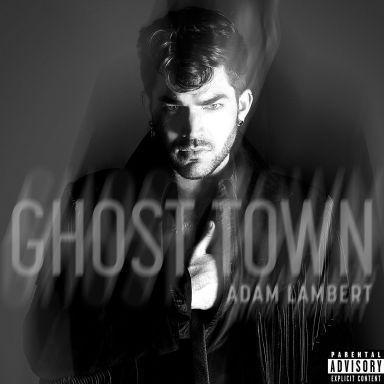 Coverafbeelding Ghost Town - Adam Lambert
