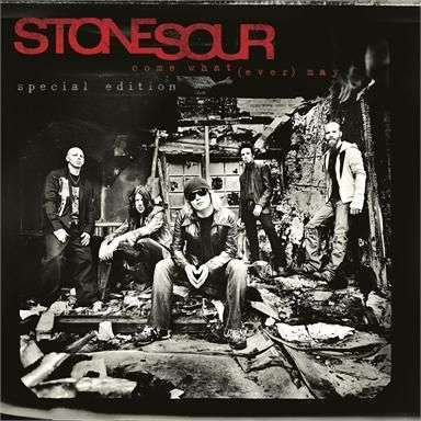 Coverafbeelding Stone Sour - Through Glass