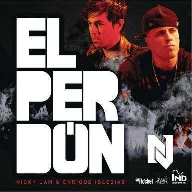 Coverafbeelding Nicky Jam & Enrique Iglesias - El perdón