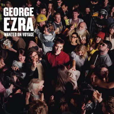 Coverafbeelding Barcelona - George Ezra