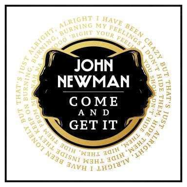 Coverafbeelding John Newman - Come and get it