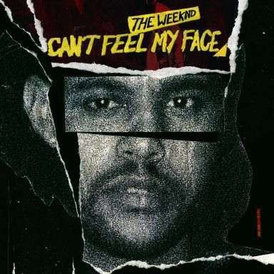 Coverafbeelding The Weeknd - Can't feel my face
