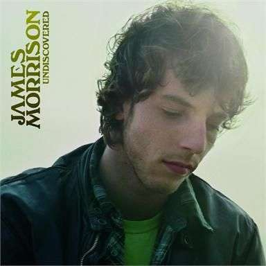 Coverafbeelding Undiscovered - James Morrison