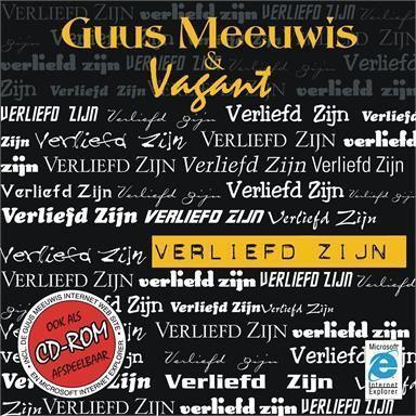 Coverafbeelding Verliefd Zijn - Guus Meeuwis & Vagant