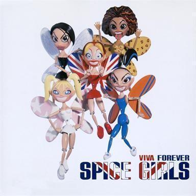 Coverafbeelding Viva Forever - Spice Girls