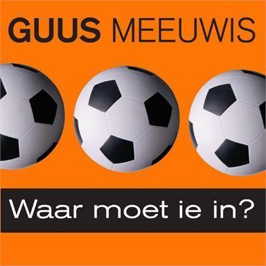 Coverafbeelding Waar Moet Ie In? - Guus Meeuwis