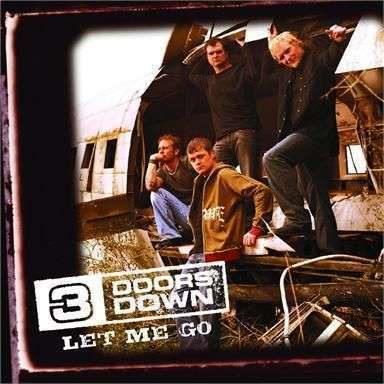 Coverafbeelding 3 Doors Down - Let Me Go