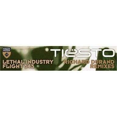 Coverafbeelding Lethal Industry - Dj Ti�sto